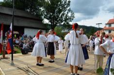 8. ročník Mezinárodního dětského folklorního festivalu