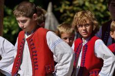 Mezinárodní dětský folklorní festival